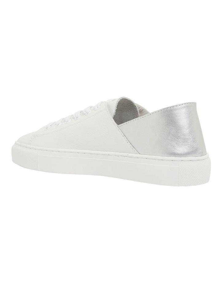 Rocket White/Silver Sneakers image 7