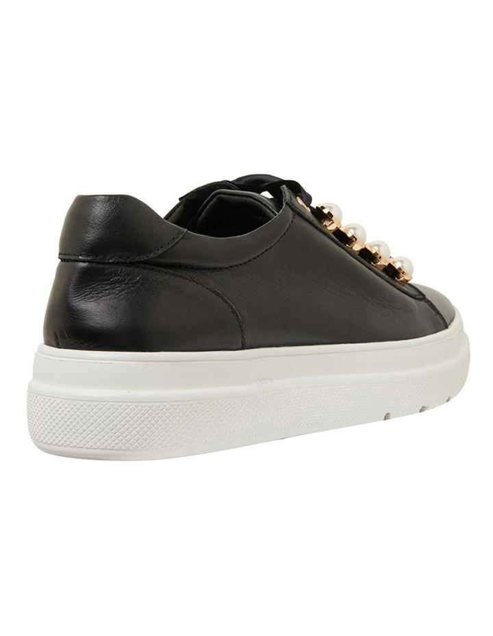 Bant Black Glove Sneakers image 4