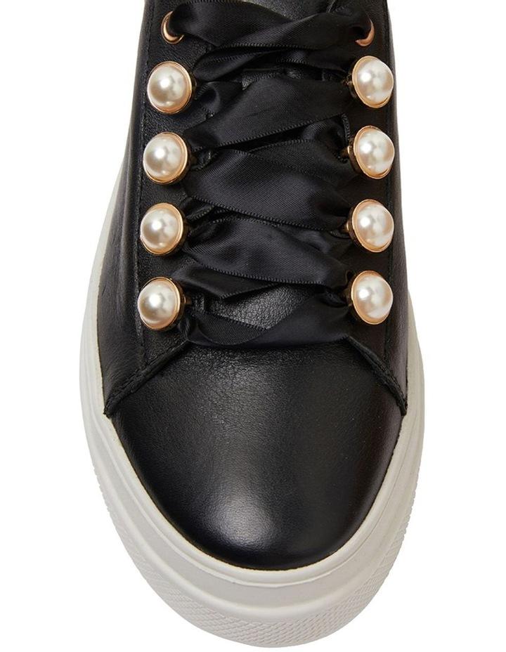 Bant Black Glove Sneakers image 6