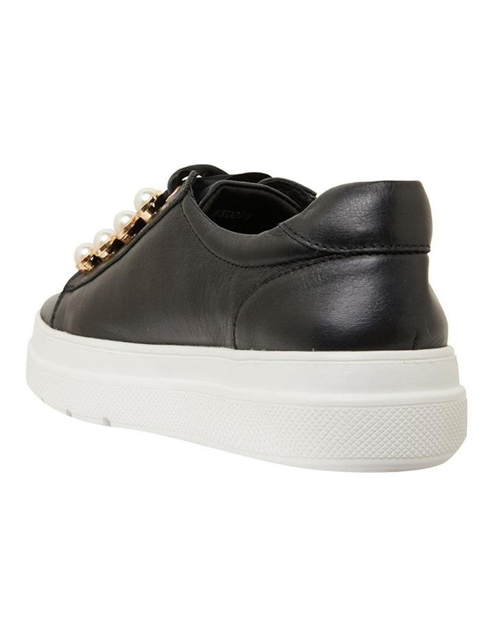 Bant Black Glove Sneakers image 7