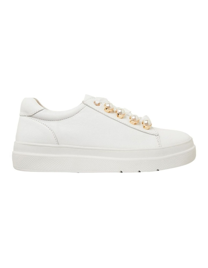 Bant White Glove Sneakers image 1