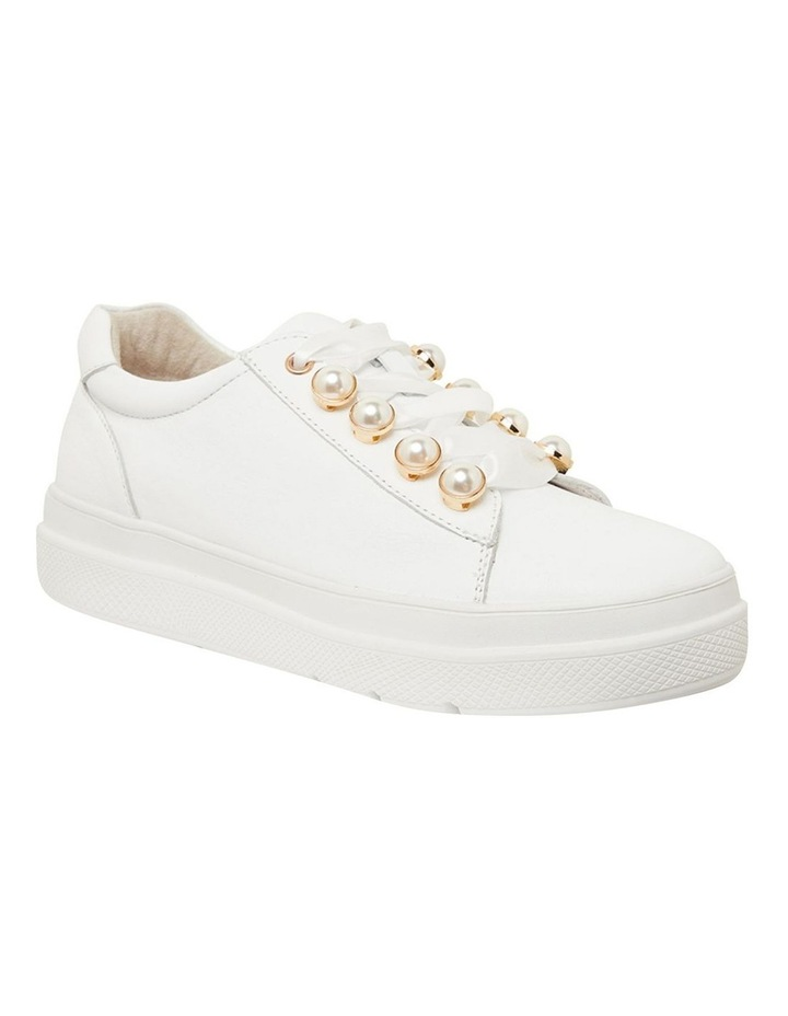 Bant White Glove Sneakers image 2