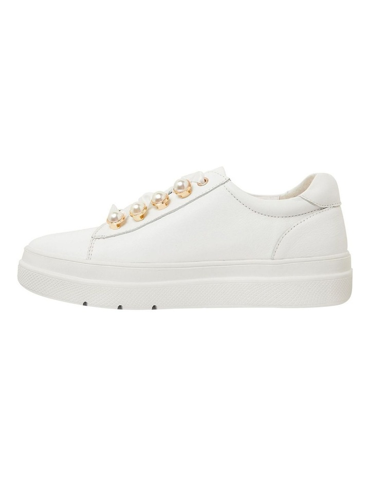 Bant White Glove Sneakers image 3