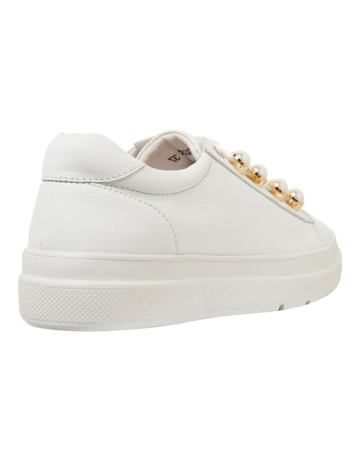 Bant White Glove Sneakers image 4