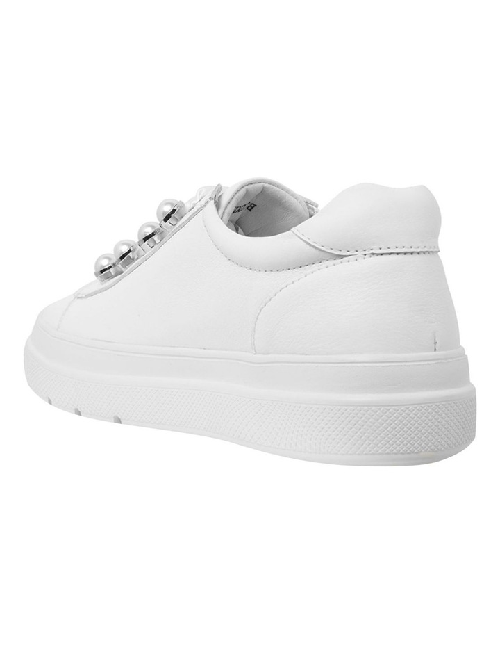 Bant White Glove Sneakers image 7