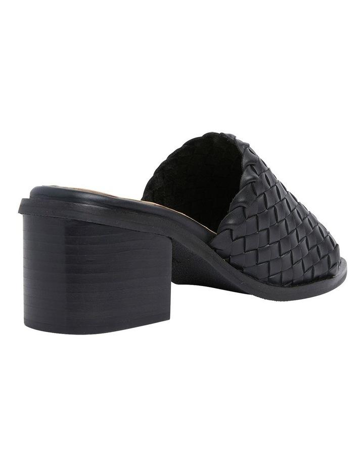Halifax Black Weave Sandals image 4