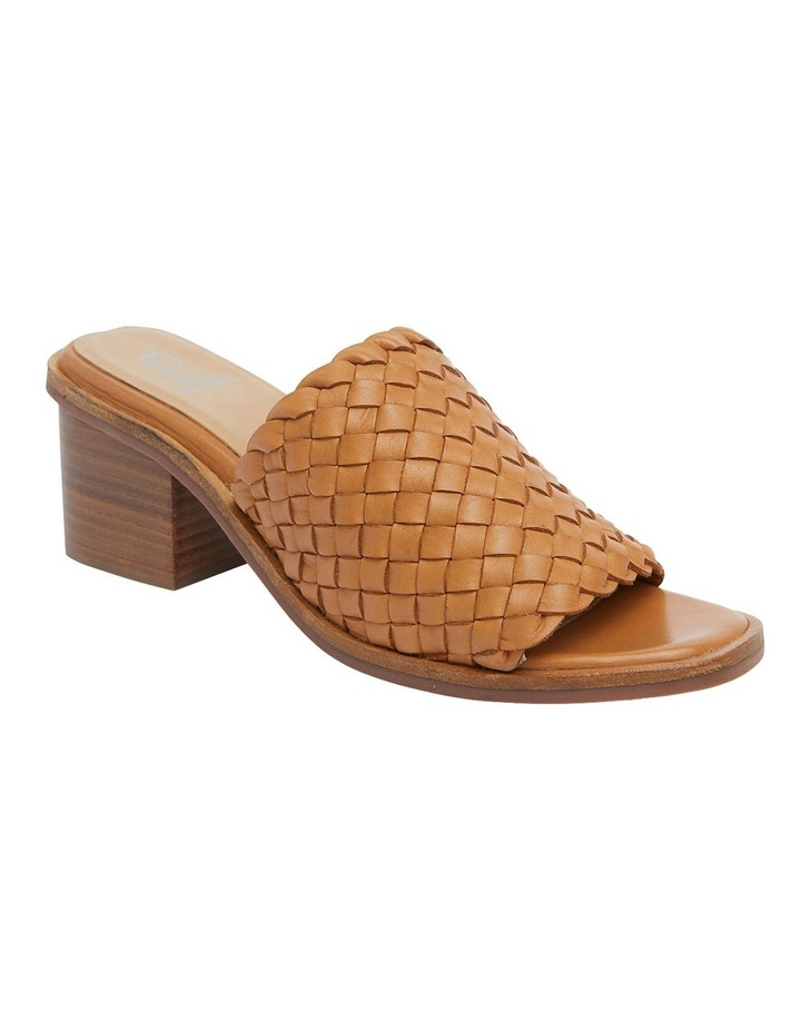 Halifax Tan Weave Sandals image 2
