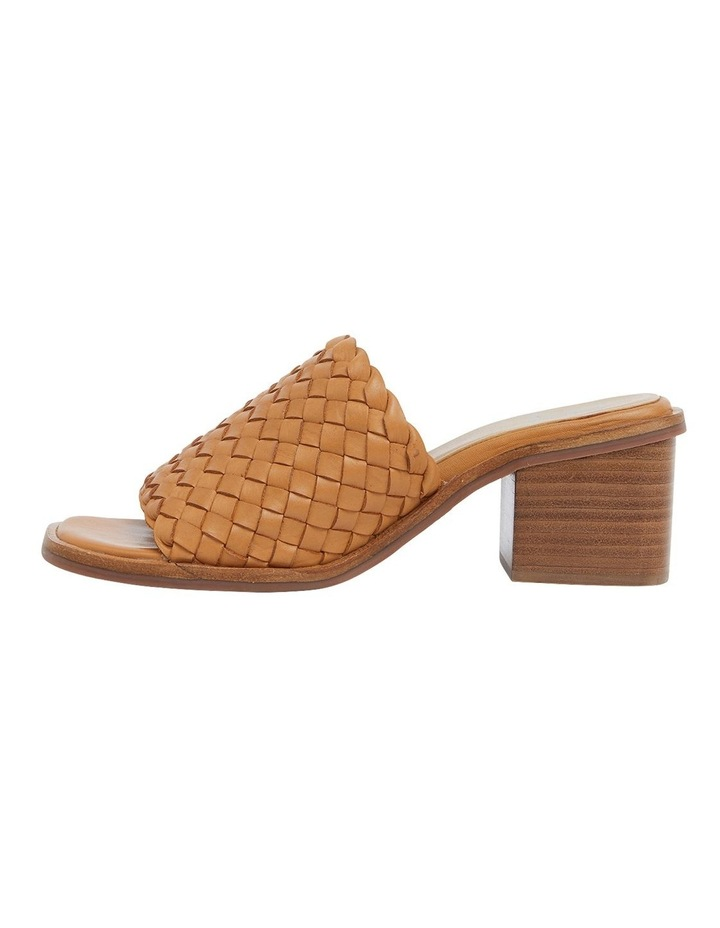 Halifax Tan Weave Sandals image 3