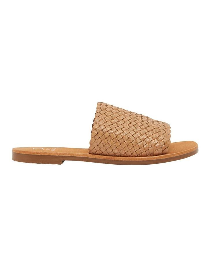 Tatum Tan Weave Sandals image 1