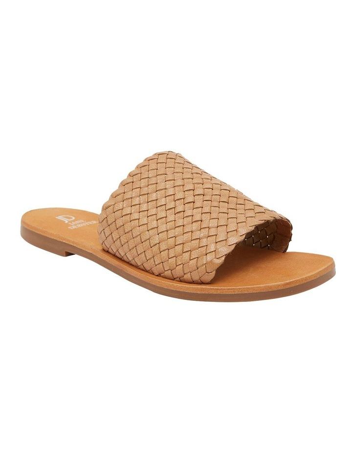 Tatum Tan Weave Sandals image 2