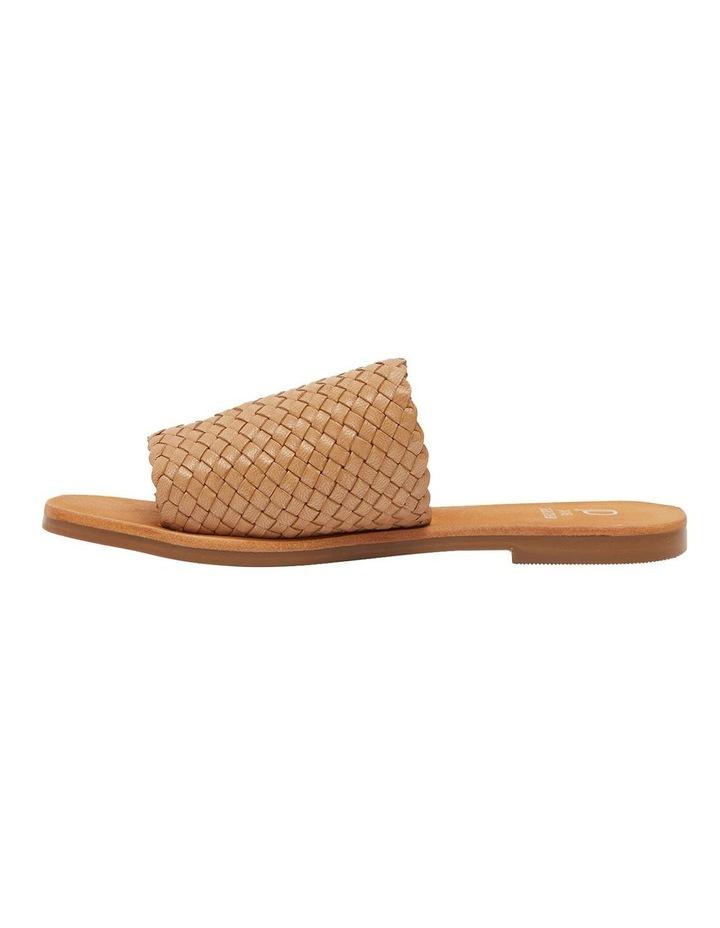 Tatum Tan Weave Sandals image 3