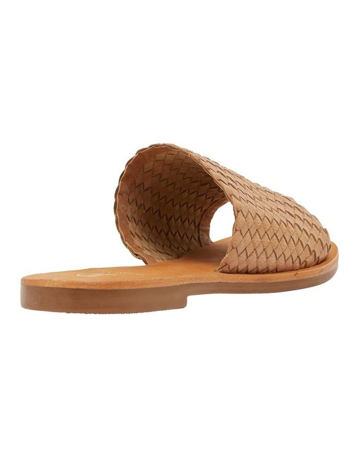 Tatum Tan Weave Sandals image 4
