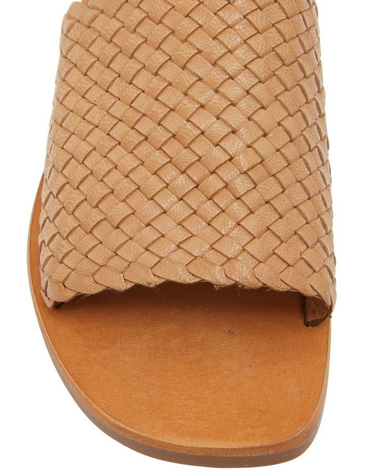 Tatum Tan Weave Sandals image 6
