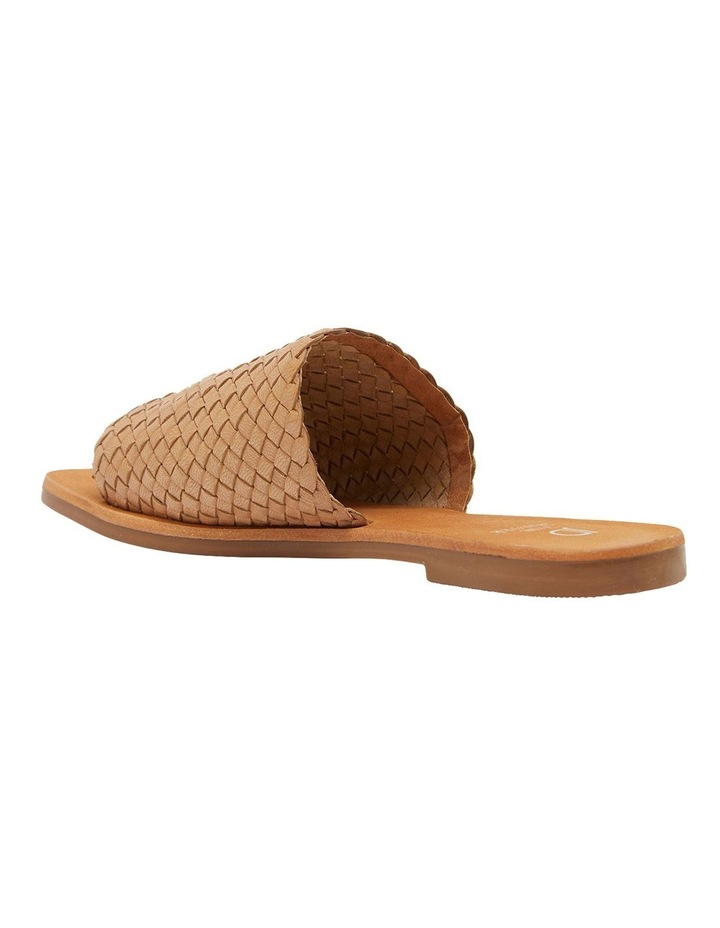 Tatum Tan Weave Sandals image 7