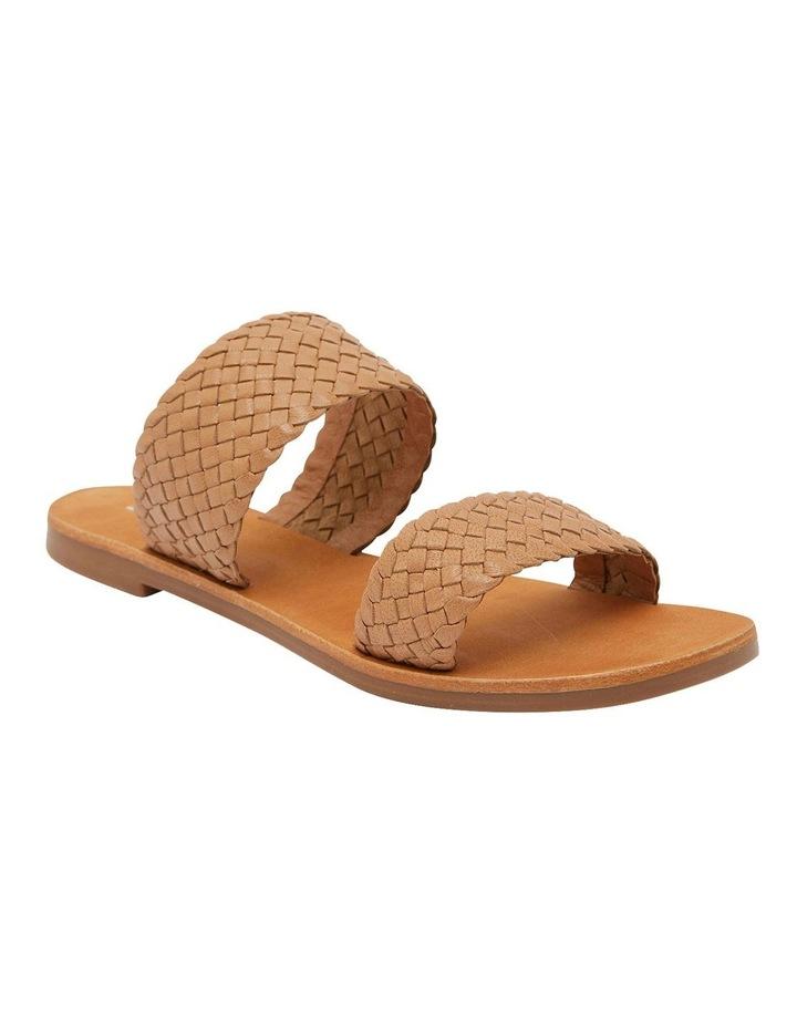 Tora Tan Weave Sandals image 2
