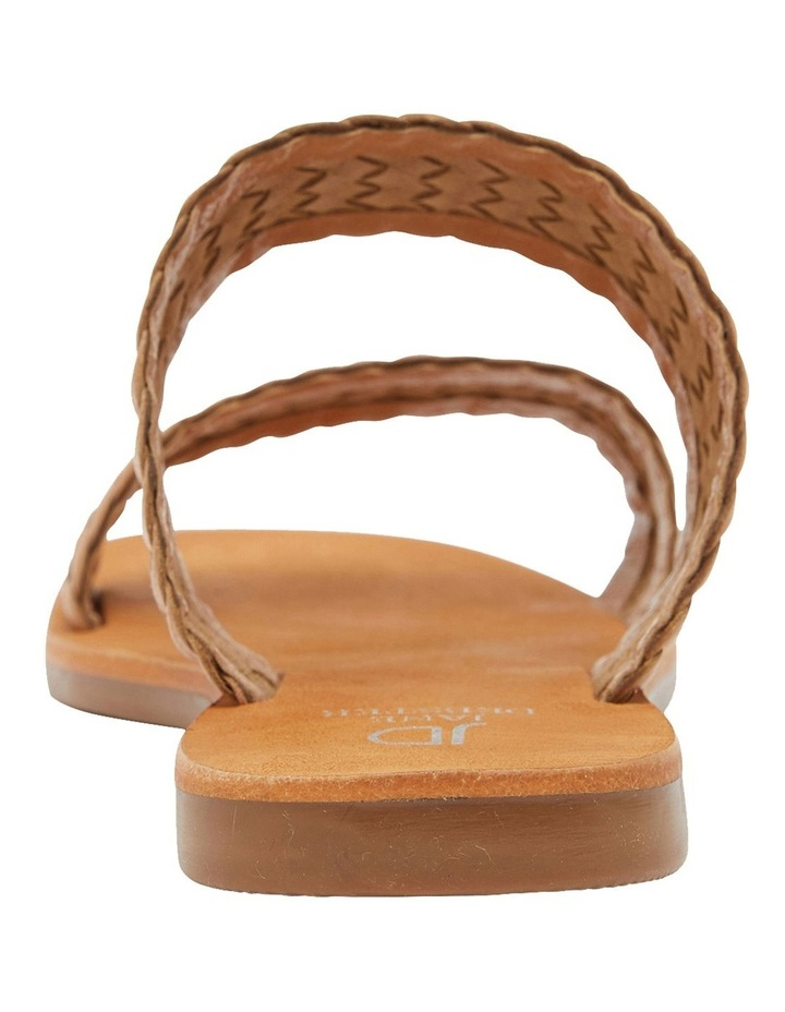 Tora Tan Weave Sandals image 5