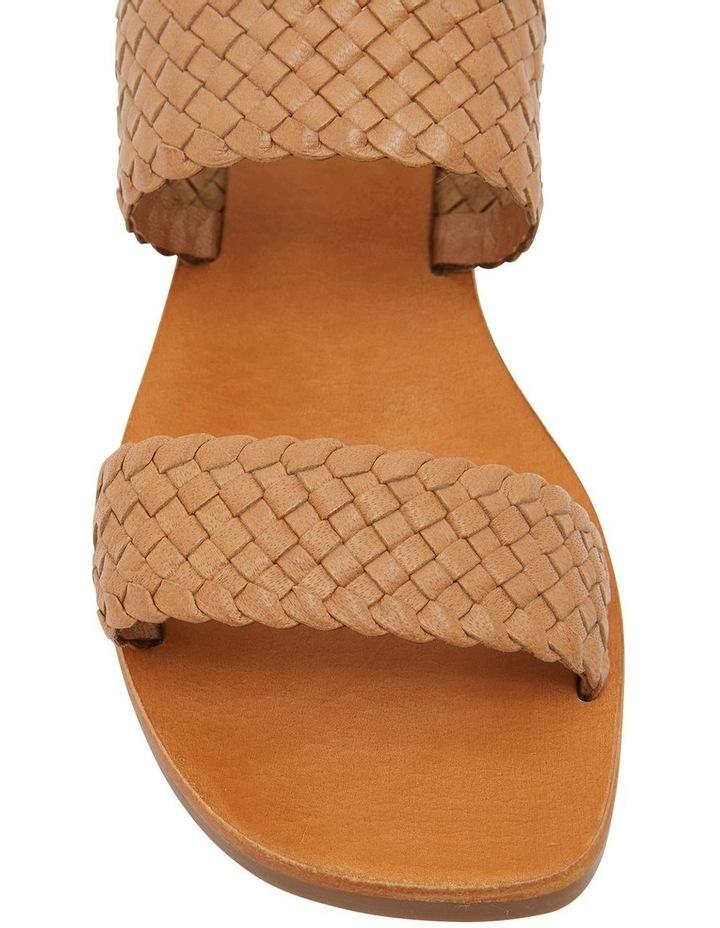 Tora Tan Weave Sandals image 6