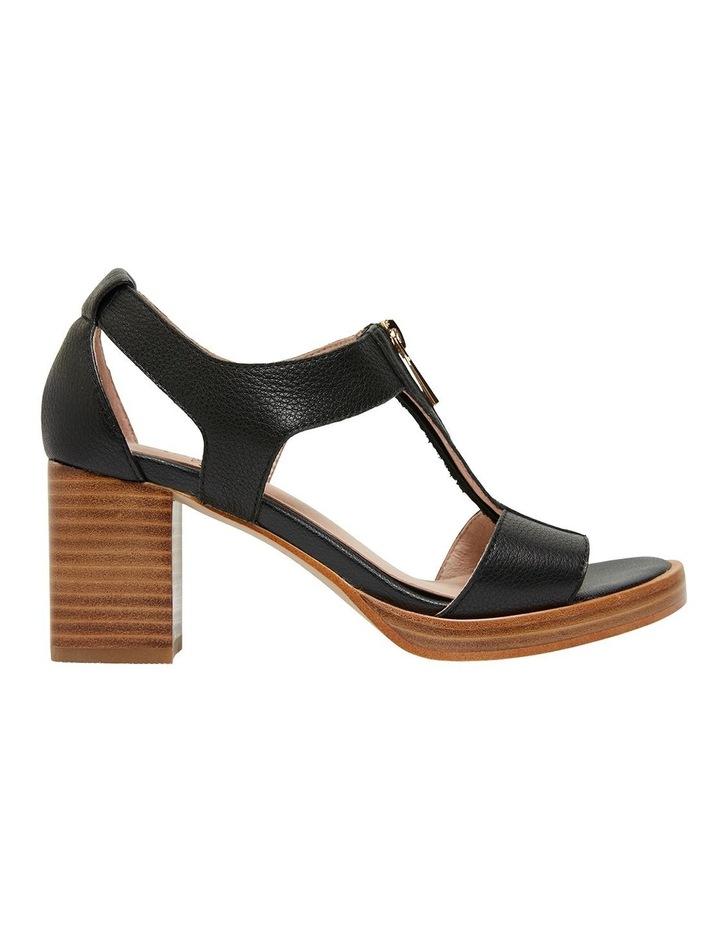 Abigail Black Glove Sandals image 1