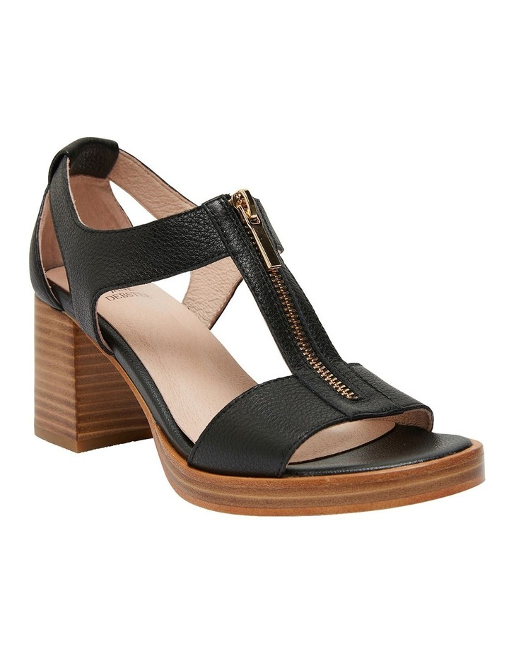 Abigail Black Glove Sandals image 2