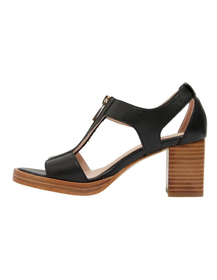 Abigail Black Glove Sandals image 3