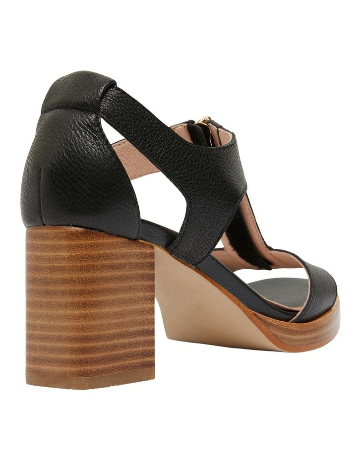 Abigail Black Glove Sandals image 4