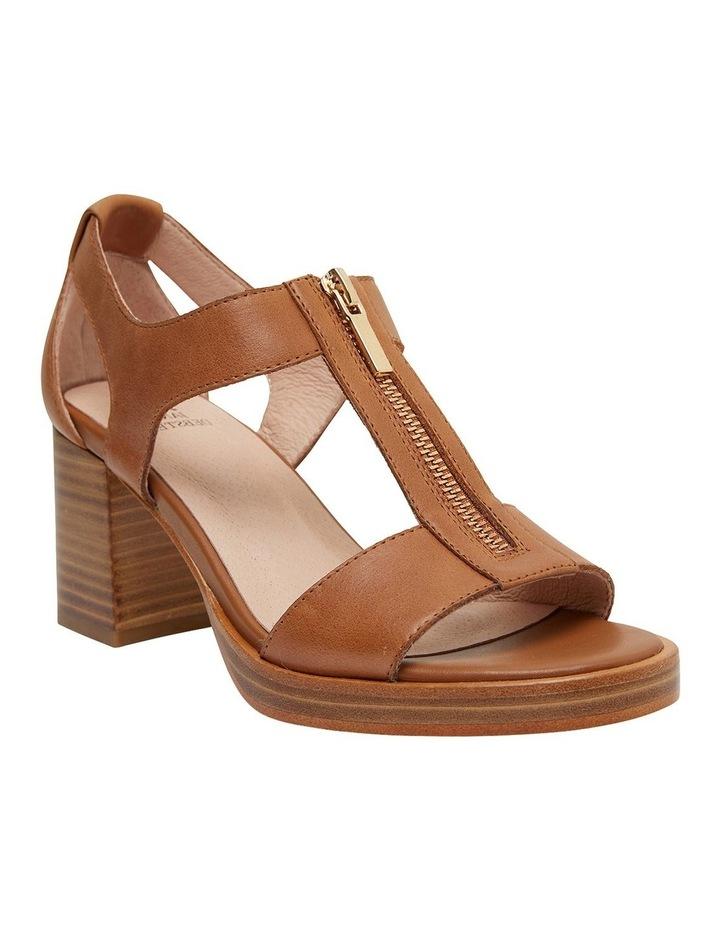 Abigail Tan Glove Sandals image 2