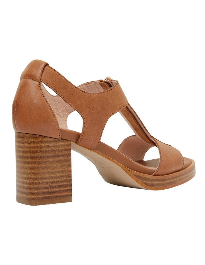 Abigail Tan Glove Sandals image 4