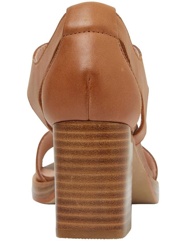 Abigail Tan Glove Sandals image 5