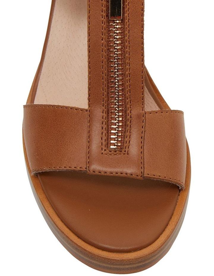 Abigail Tan Glove Sandals image 7