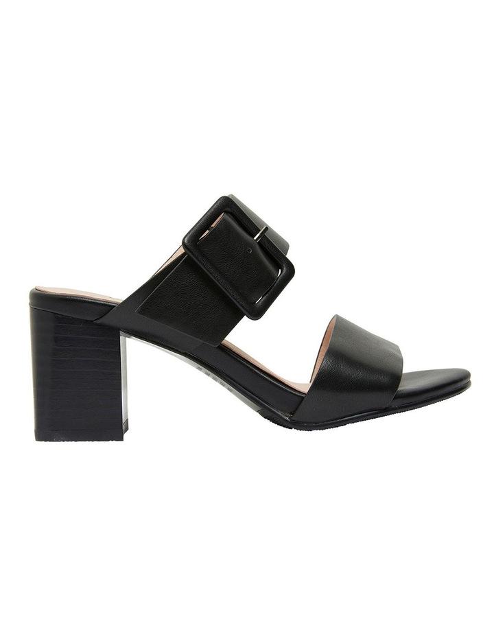 Nate Black Glove Sandals image 1