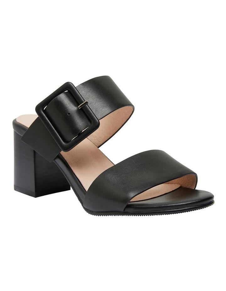 Nate Black Glove Sandals image 2