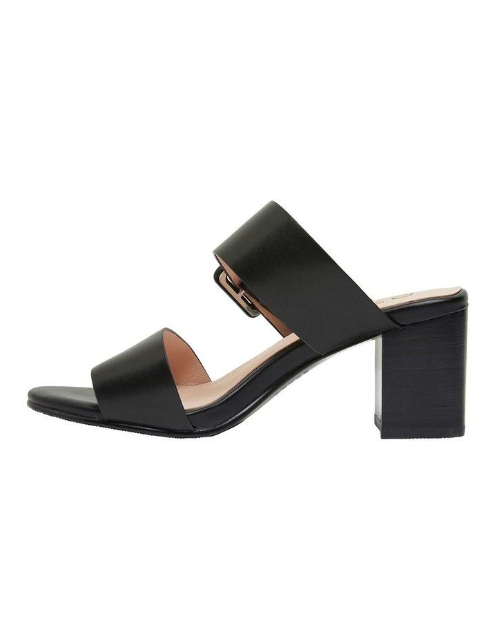 Nate Black Glove Sandals image 3