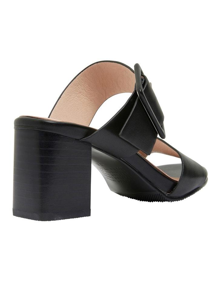Nate Black Glove Sandals image 4
