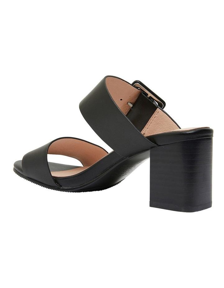 Nate Black Glove Sandals image 7