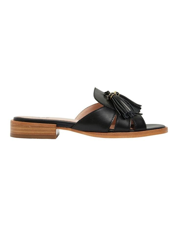 Taboo Black Glove Sandals image 1