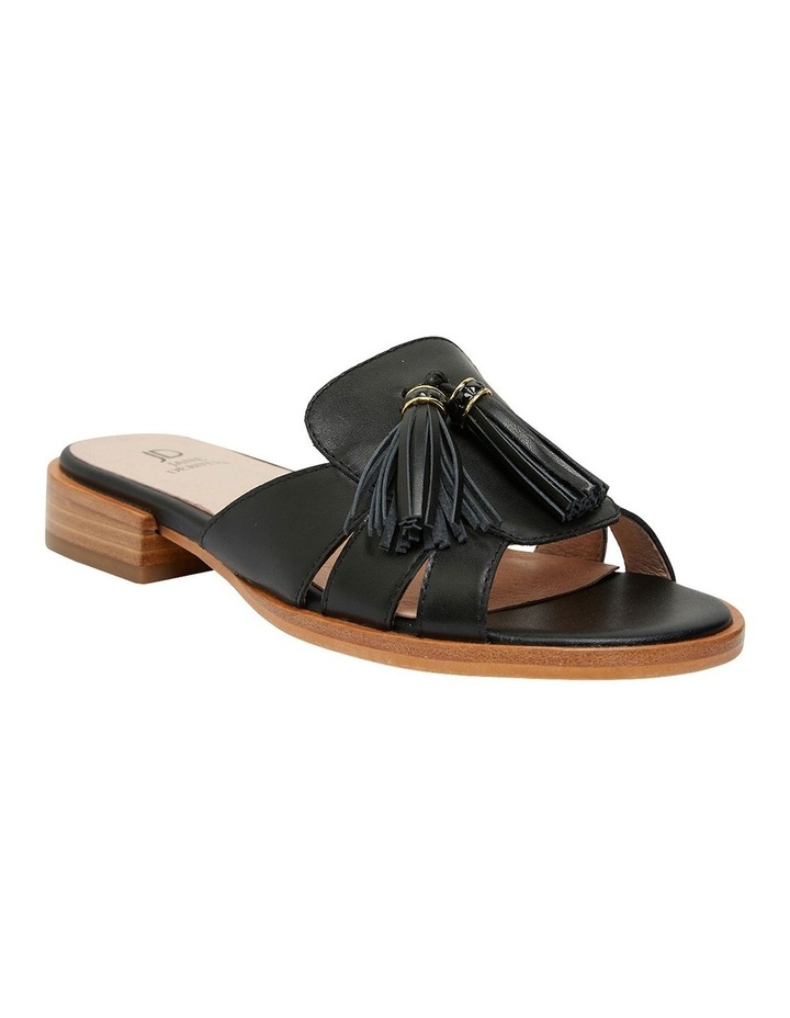 Taboo Black Glove Sandals image 2