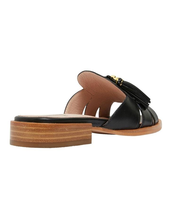 Taboo Black Glove Sandals image 4