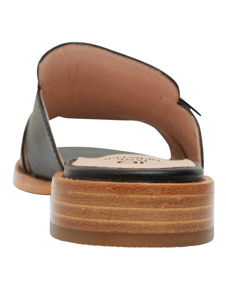 Taboo Black Glove Sandals image 5
