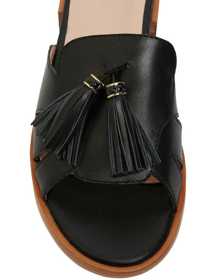 Taboo Black Glove Sandals image 6