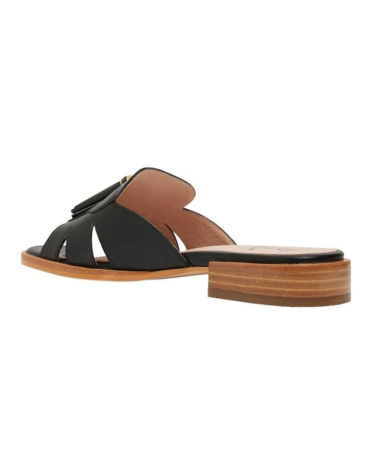 Taboo Black Glove Sandals image 7