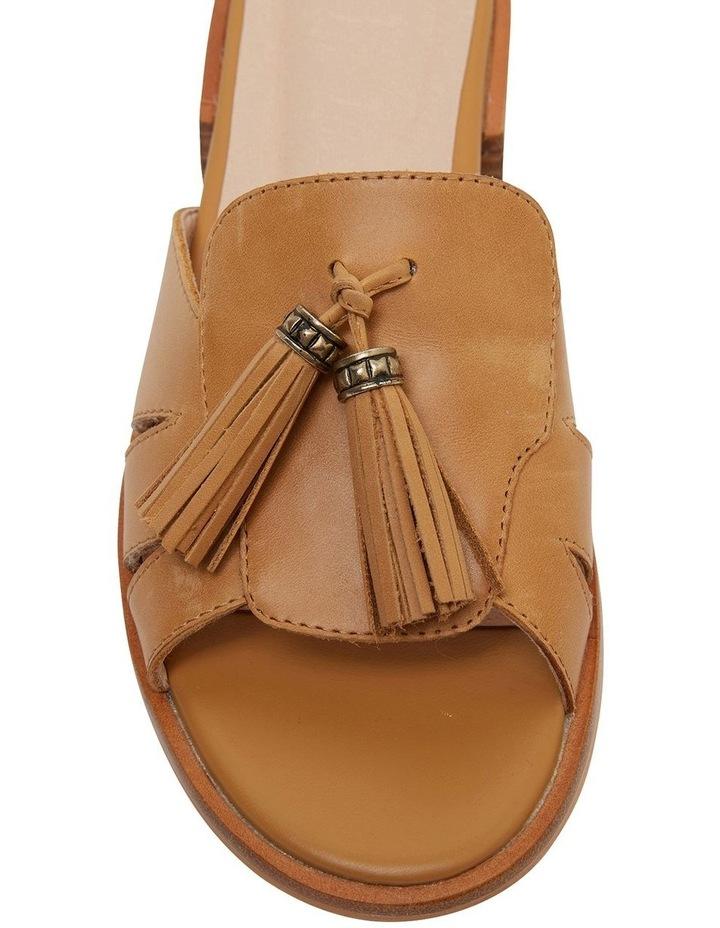 Taboo Tan Glove Sandals image 6