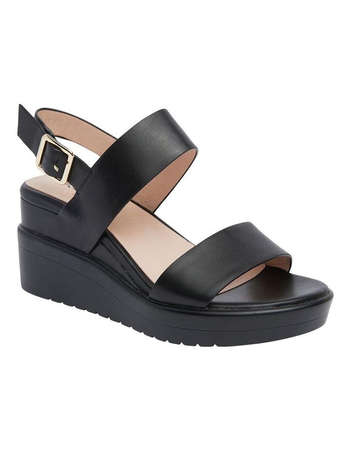 Indiana Black Glove Sandals image 2