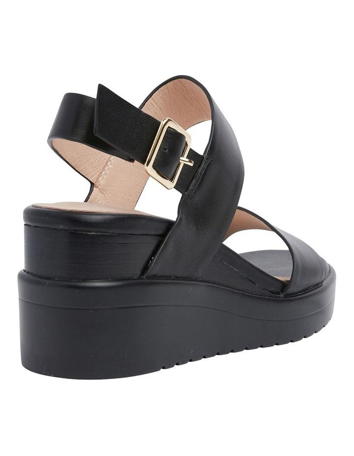 Indiana Black Glove Sandals image 3