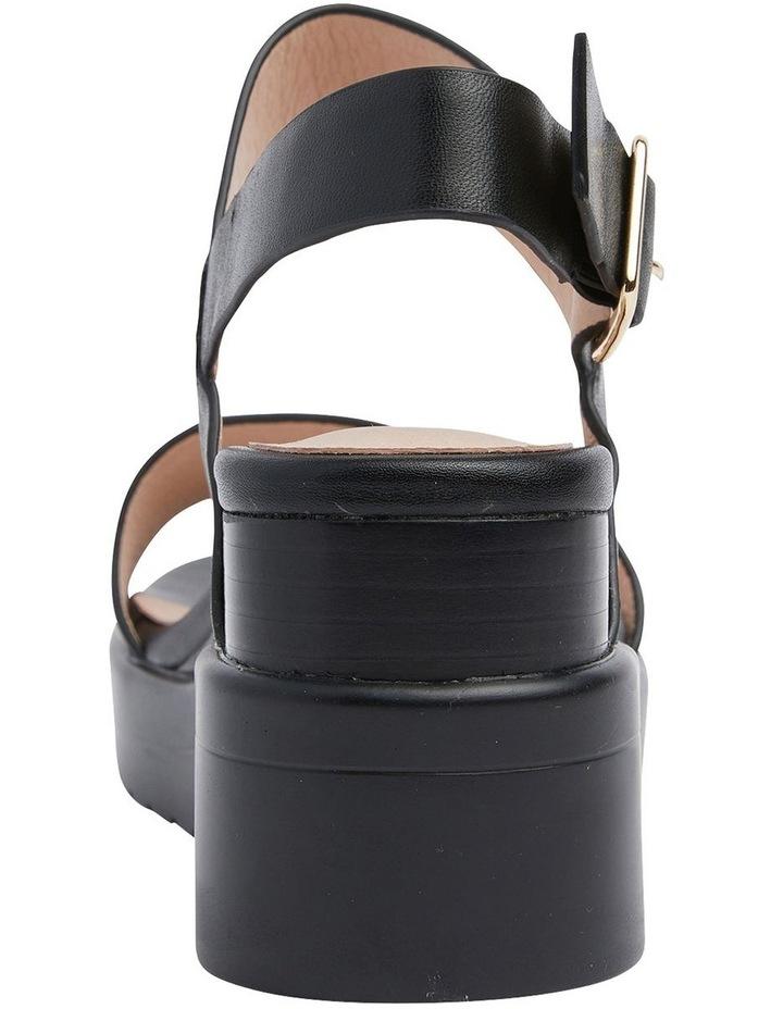 Indiana Black Glove Sandals image 4