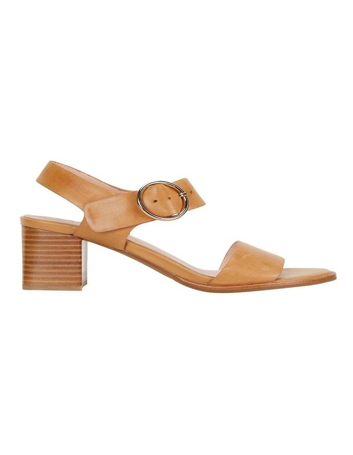 Nickel Tan Calf Sandals image 1