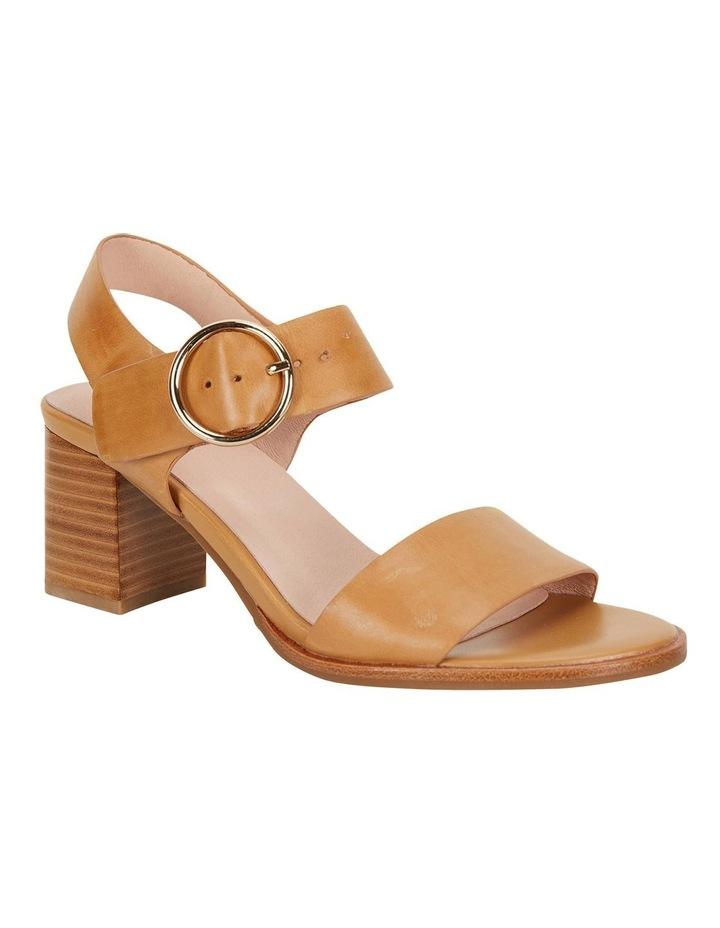 Nickel Tan Calf Sandals image 2