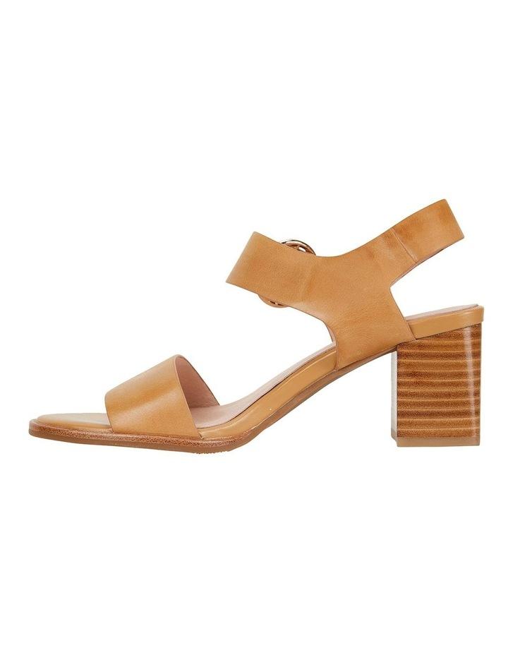 Nickel Tan Calf Sandals image 3