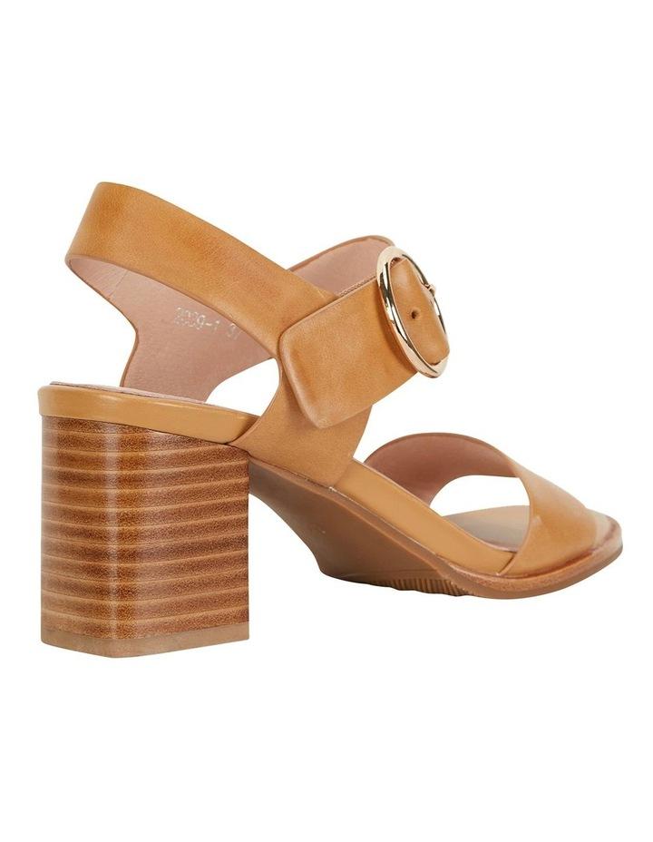Nickel Tan Calf Sandals image 4