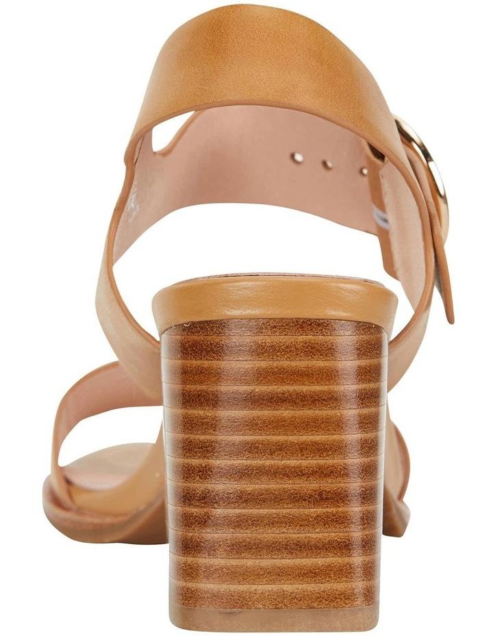 Nickel Tan Calf Sandals image 5