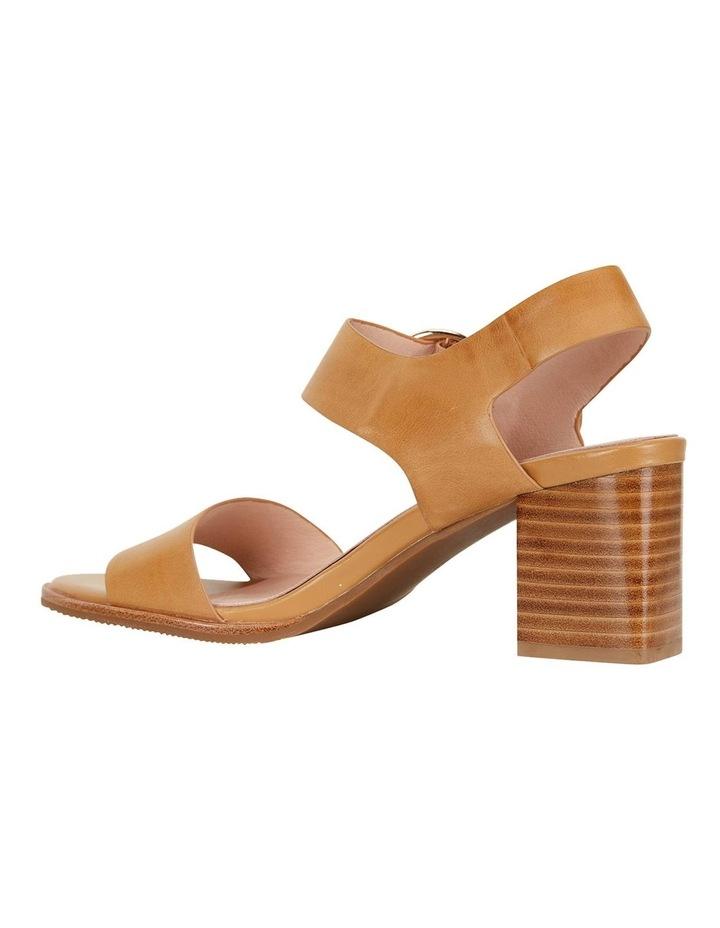 Nickel Tan Calf Sandals image 7